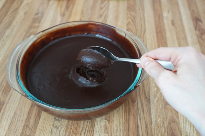 The Welch Cupcakery: Easy Ganache Recipe